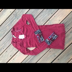 Free People -Hippie Hyperactive Cuff Thermal - New